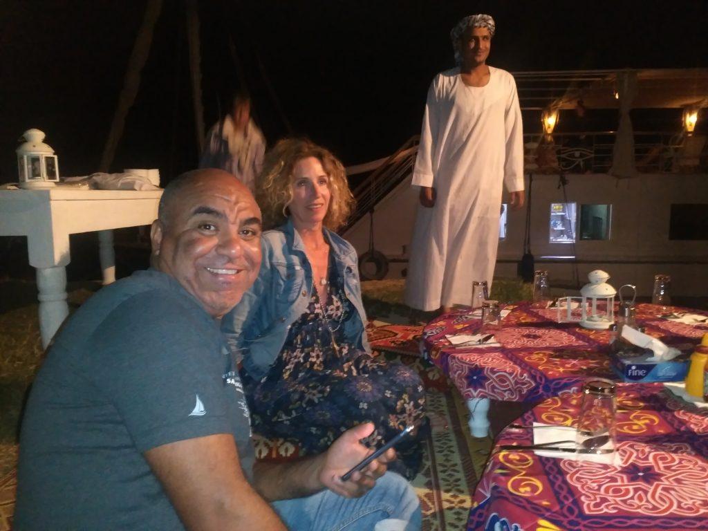 Egypte Aventure Grilliade-Mashwy