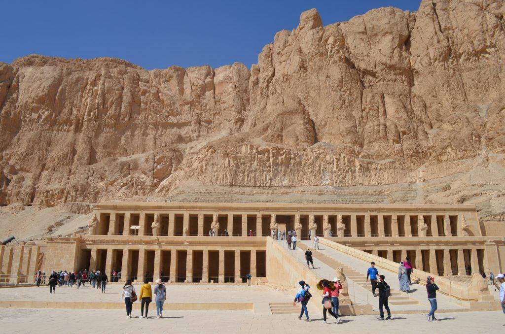 Egypte Aventure Hatshepsuite 1