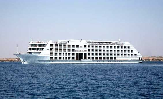 Lake Cruise Omar El Khayam