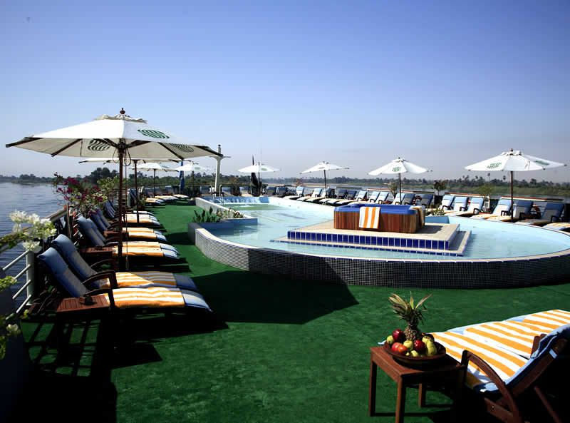Nile Cruise Sonesta St. George1
