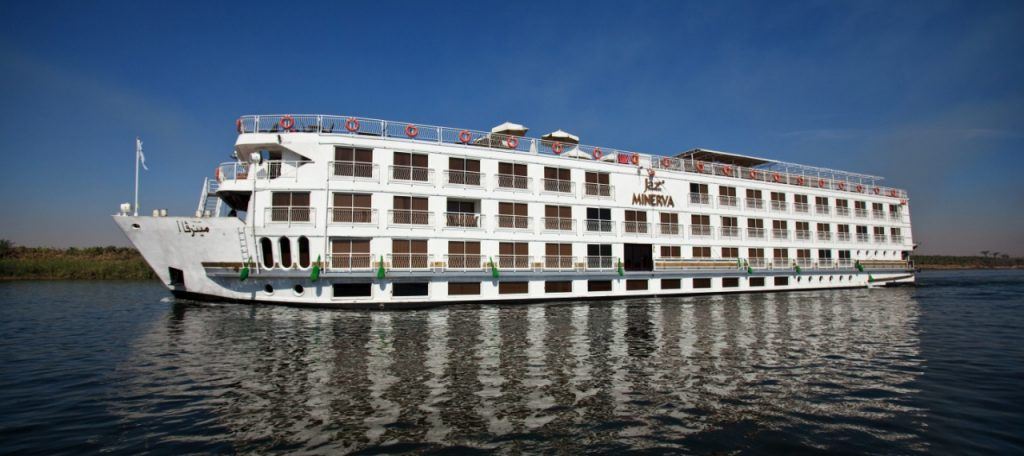 Nile Cruise Steigenberger Minerva