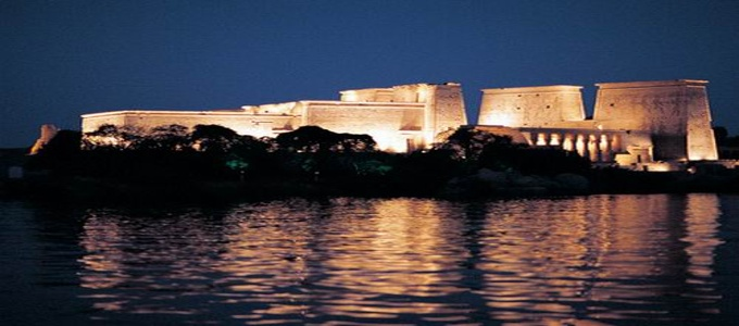 Philae Temple Sound and Light Show0