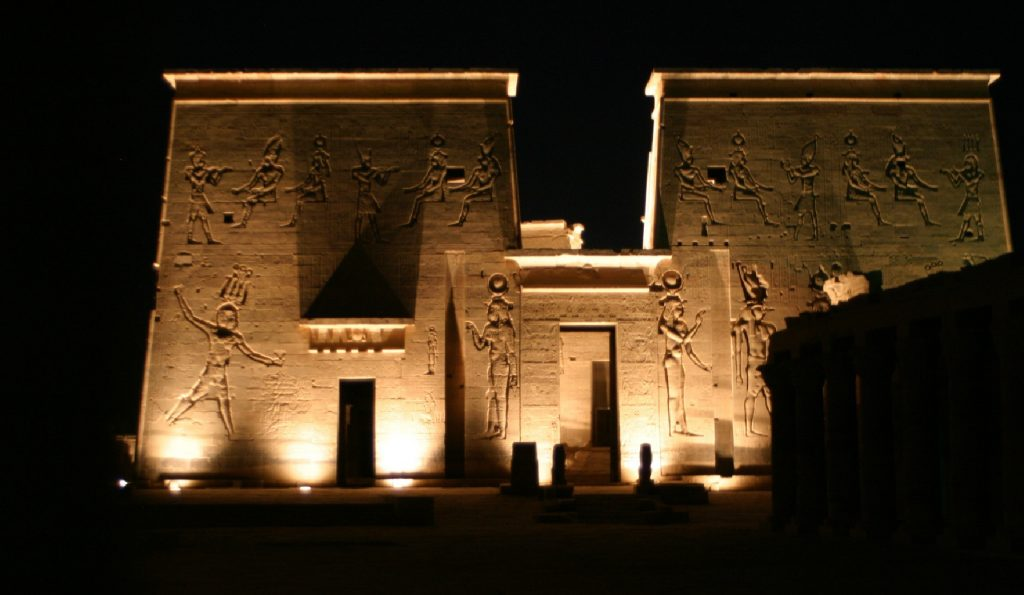Philae Temple Sound and Light Show3