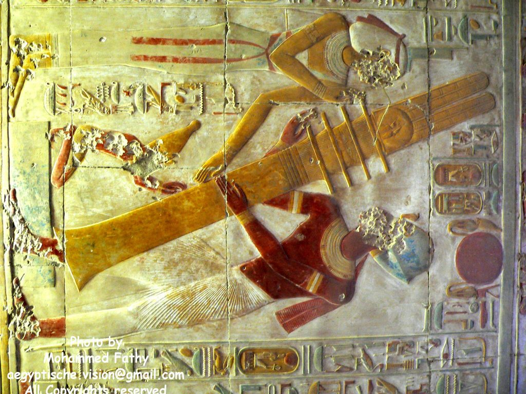 Temple of Siti I in Abydos (10)
