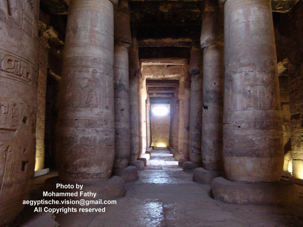 Temple of Siti I in Abydos (298)