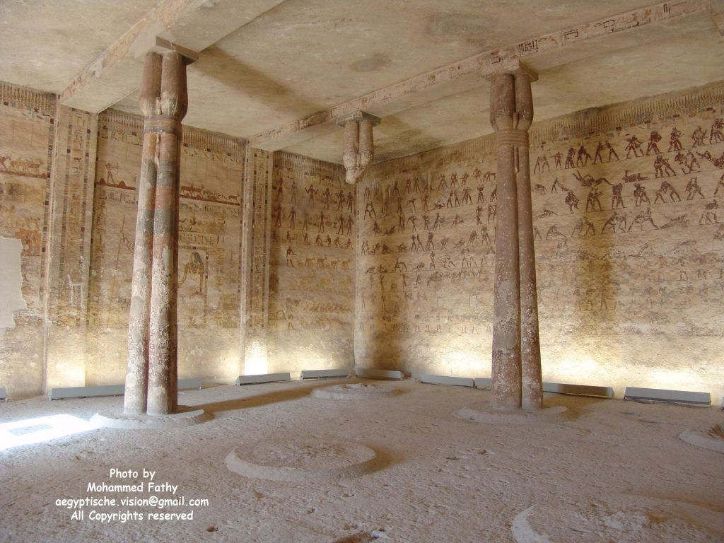 Tomb of Amnemhat (4)