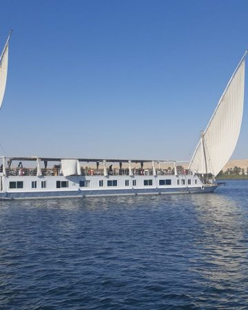 Nile Dahabiya Boats