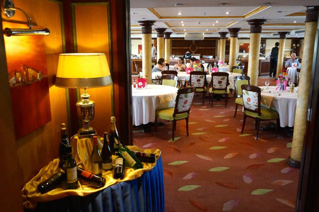 Amarco II Nile cruise 0