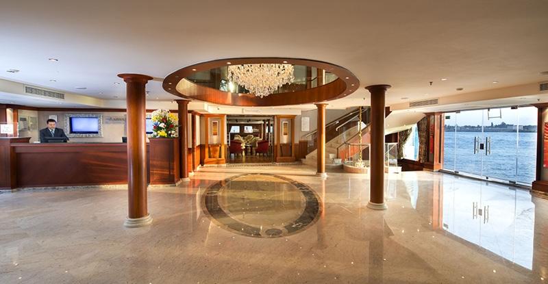 Amwaj Living Stone Nile cruise1