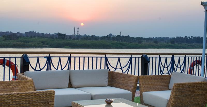 Amwaj Living Stone Nile cruise3