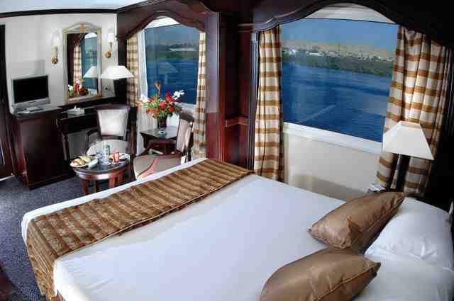 MS Al Hambra Nile Cruise 1