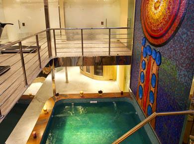 MS Al Hambra Nile Cruise spa