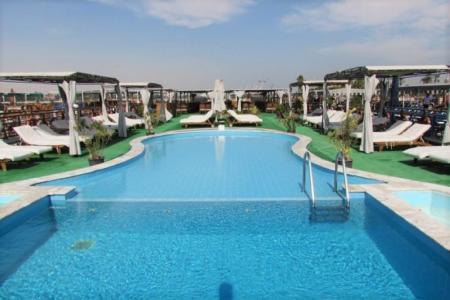 Nile Dolphin Nile Cruise pool